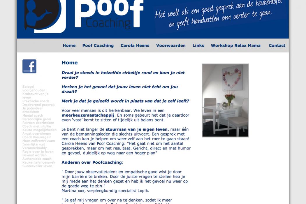 Poof Coaching