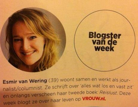 BlogSter Esmir VROUW.nl 2