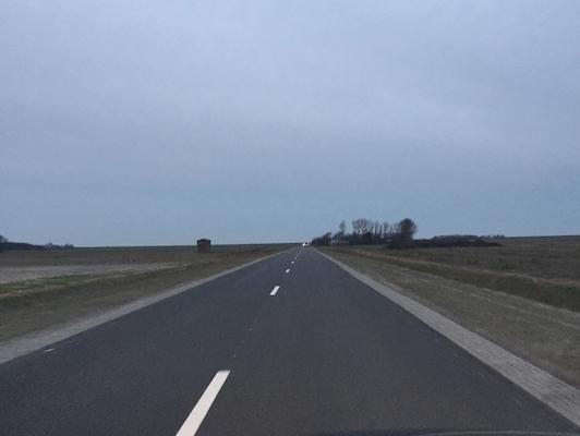 Diesel op Texel