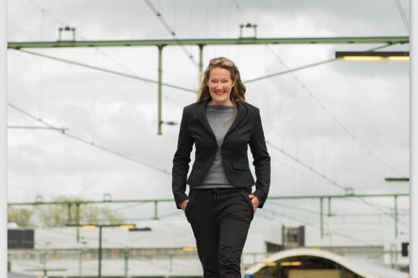 Profi fotoshoot Noordhollands Dagblad