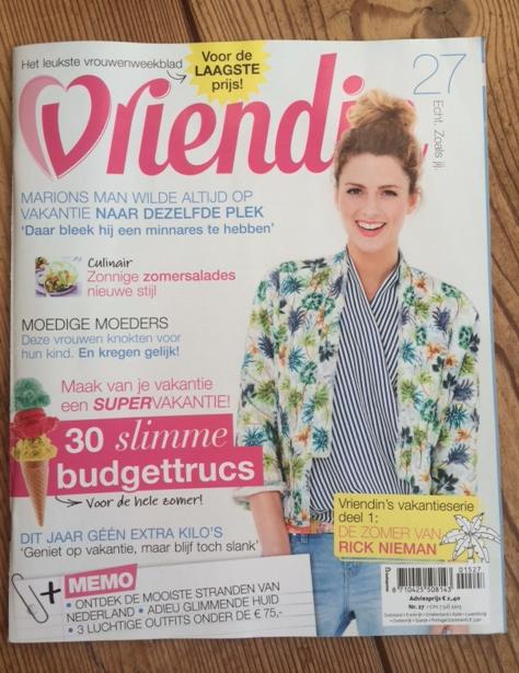 Cover Vreindin 27